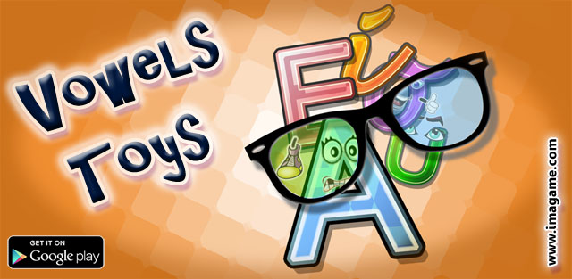 Vowels Toys Android